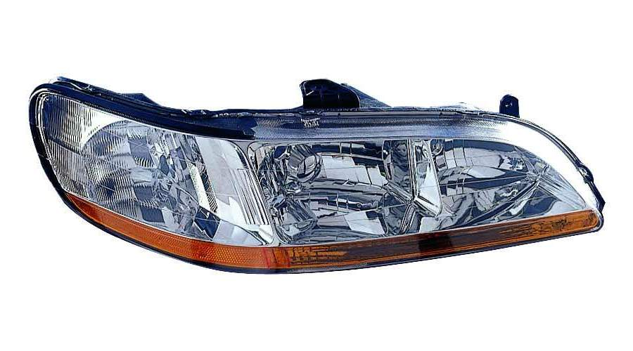 Honda Accord 2001 2002 right passenger headlight