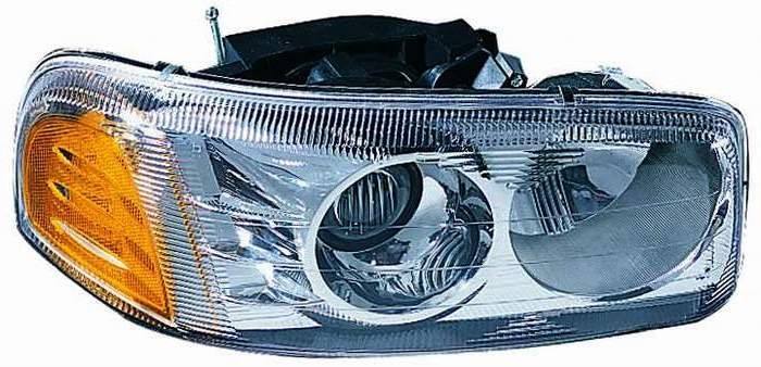 GMC Yukon Denali / XL 2000 2001 2002 2003 2004 2005 2006 right passenger headlight