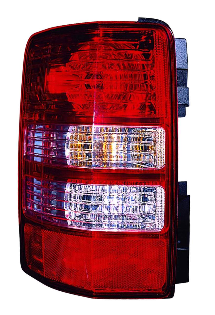 Jeep Liberty 2008 2009 2010 2011 2012 tail light left driver (Genuine part)