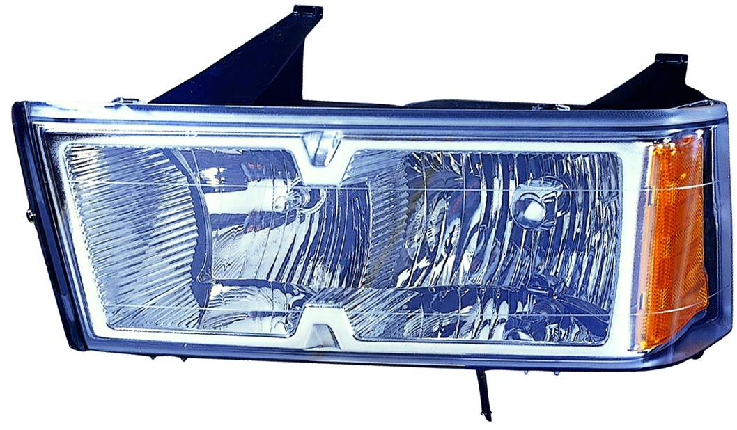 GMC Canyon 2004 2005 2006 2007 2008 left driver Xtreme headlight
