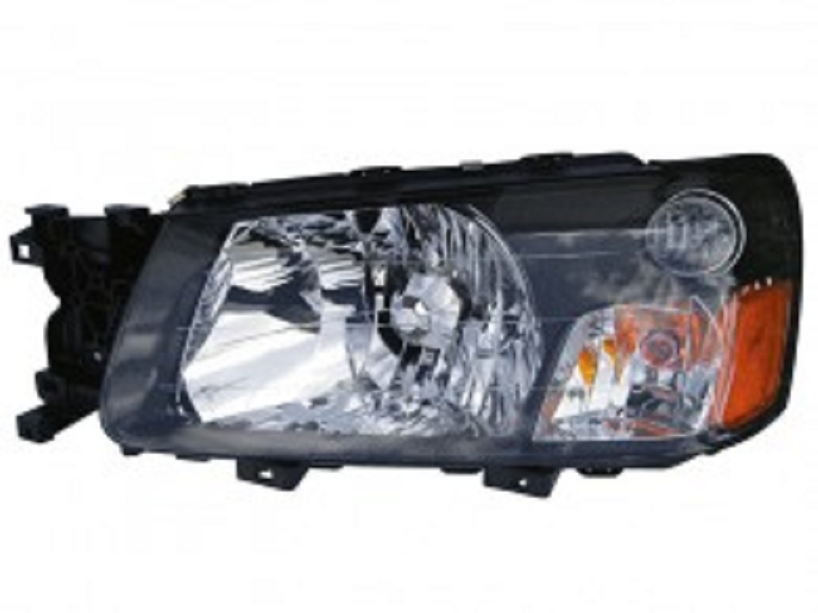 Subaru Forester 2005 left driver headlight