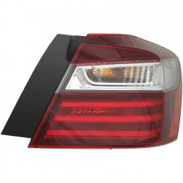 Honda Accord Sedan 2016 2017 tail light right passenger outer