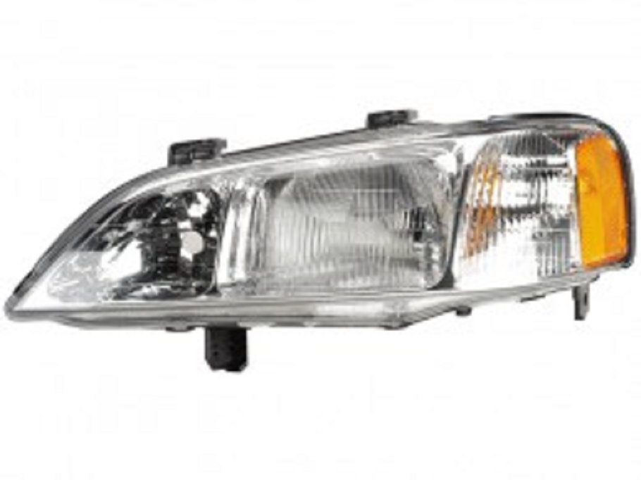 Acura TL 1999 2000 2001 left driver headlight
