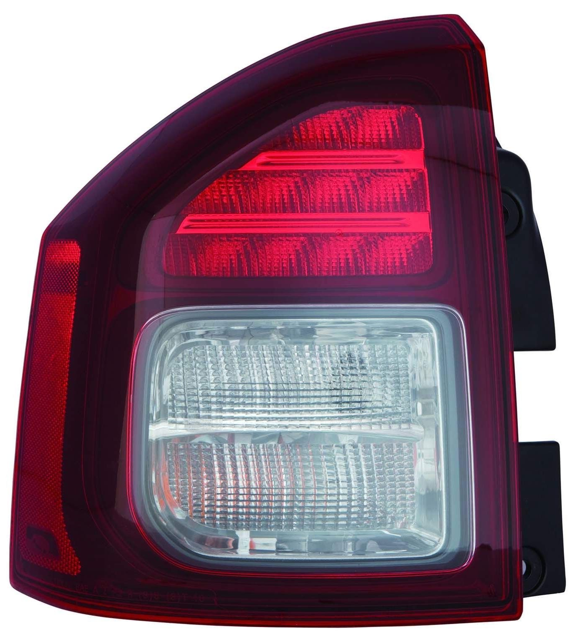 Jeep Compass 2014 2015 tail light left driver