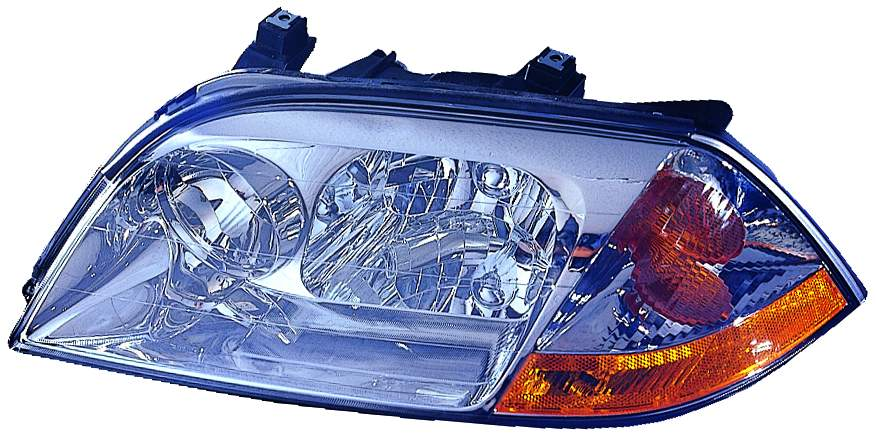 Acura MDX 2001 2002 2003 left driver headlight