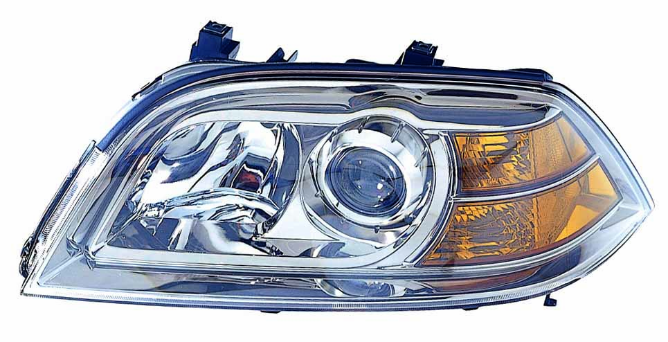 Acura MDX 2004 2005 2006 left driver headlight