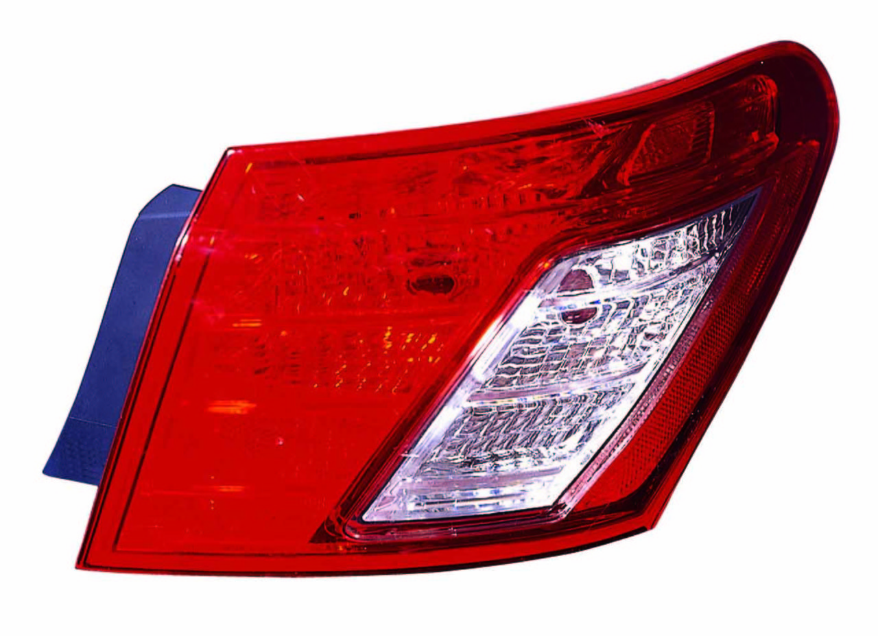 Lexus ES350 2007 2008 2009 tail light right passenger