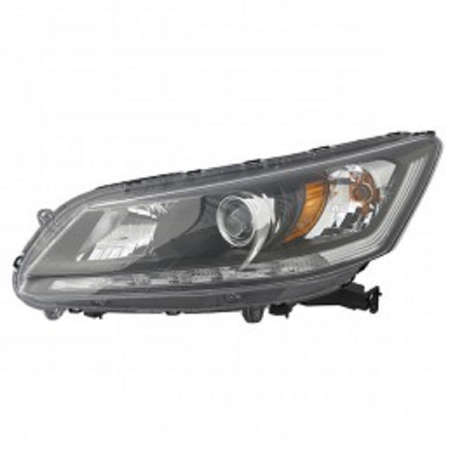 Honda Accord sedan 2013 2014 2015 left driver headlight LED driving lamp