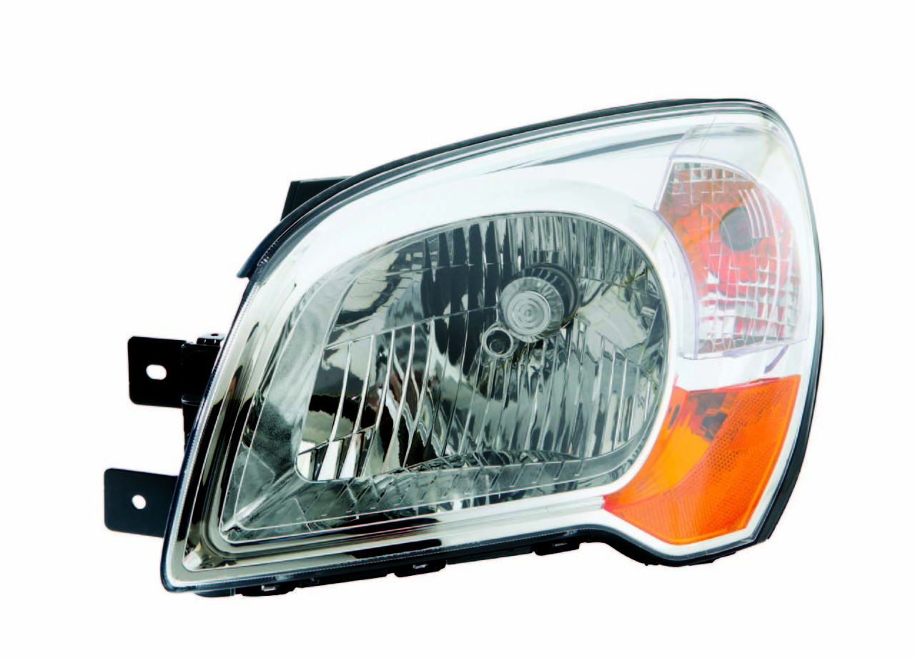 Kia Sportage 2009 2010 left driver headlight