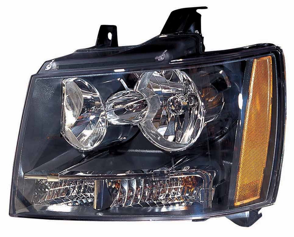 Chevrolet Tahoe 2011 2012 2013 2014 left driver headlight