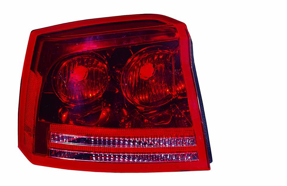 Dodge Charger 2006 2007 2008 tail light left driver
