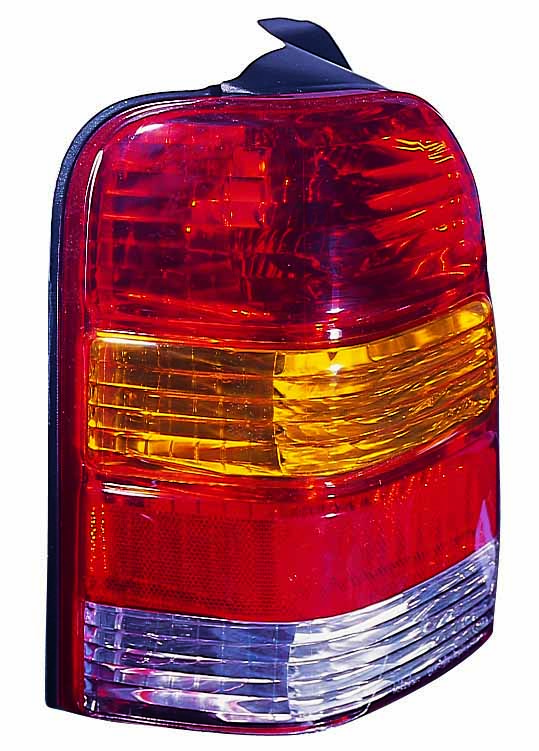 Ford Escape 2001 2002 2003 2004 2005 2006 2007 tail light left driver