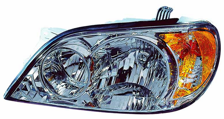Kia Sedona 2002 2003 2004 2005 left driver headlight