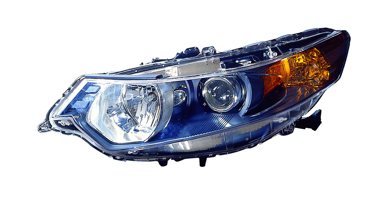 Acura TSX 2009 2010 2011 left driver HID headlight