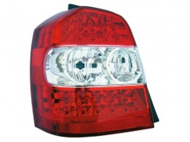 Toyota Highlander Hybrid 2006 2007 tail light left driver