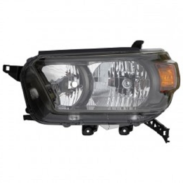 Toyota 4Runner Trail 2010 2011 2012 2013 Left Driver headlight