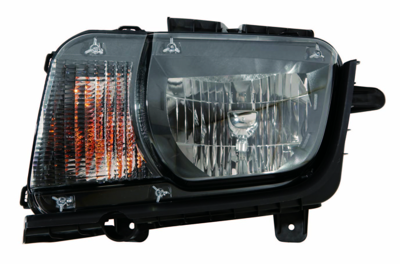 Chevrolet Camaro 2010 2011 2012 2013 left driver headlight
