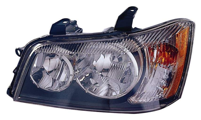 Toyota Highlander 2001 2002 2003 left driver headlight