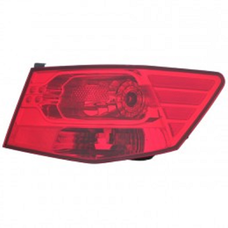 Kia Forte Sedan 2010 2011 2012 2013 tail light outer right passenger
