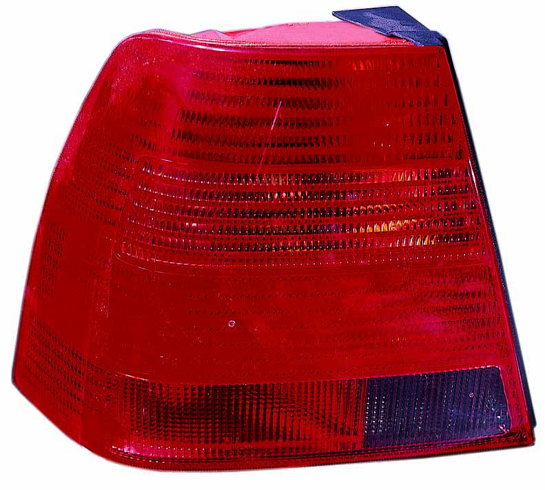 Volkswagen Jetta 1999 2000 2001 2002 2003 left driver tail light