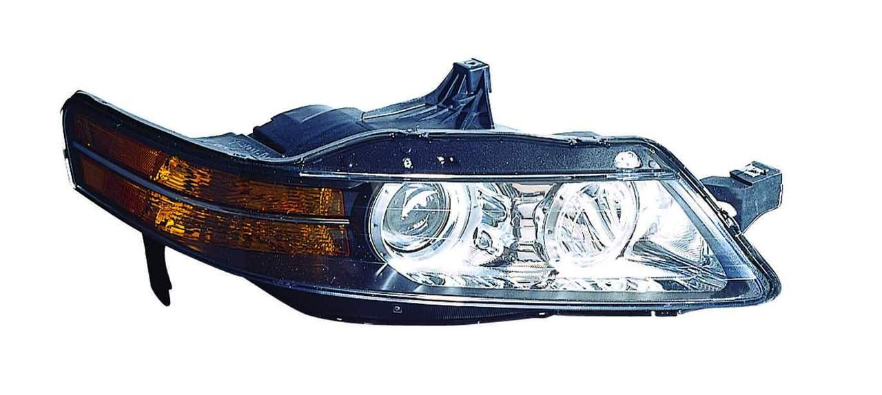 Acura TL 2007 2008 right passenger HID headlight