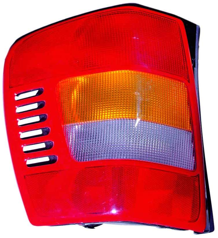 Jeep Grand Cherokee 1999 2000 2001 tail light left driver