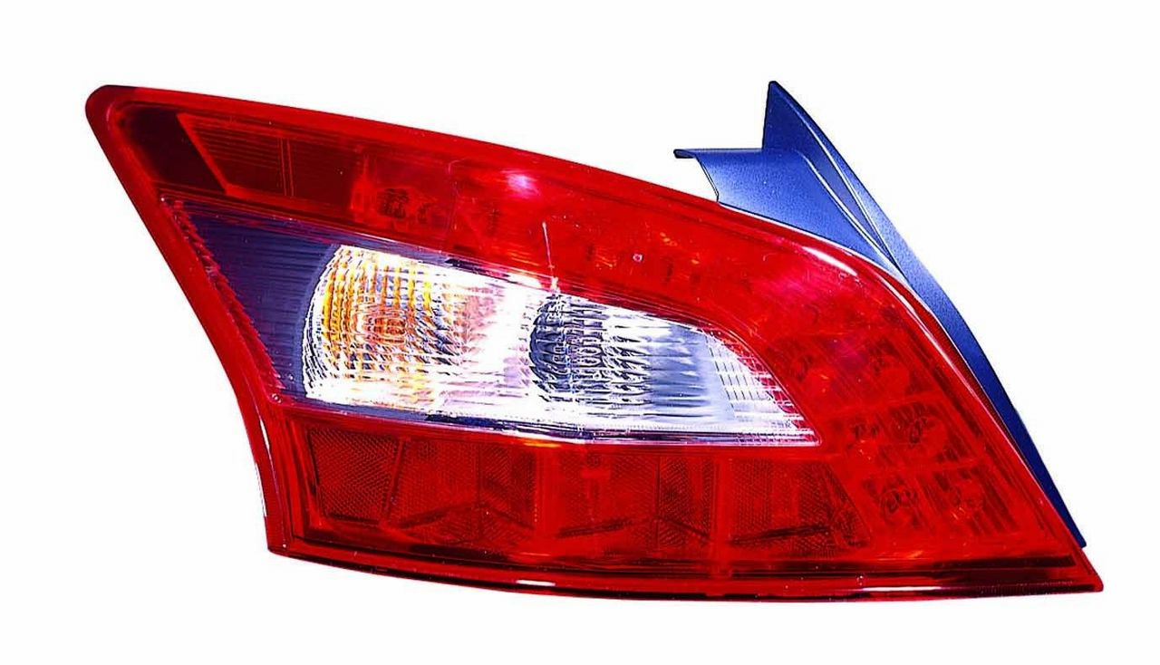 Nissan Maxima 2009 2010 2011 tail light left driver