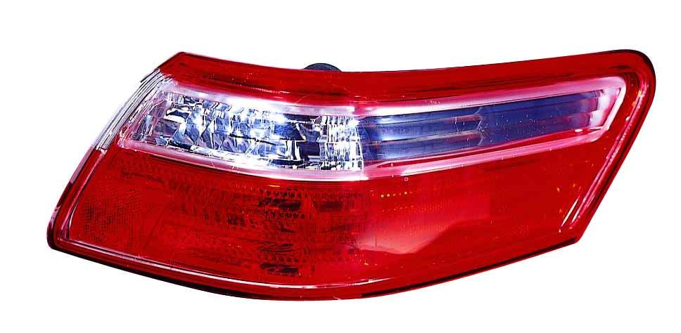 Toyota Camry 2007 2008 2009 tail light outer right passenger