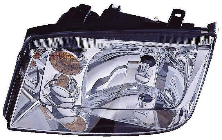 Volkswagen Jetta 2002 2003 2004 2005 left driver headlight with Fog