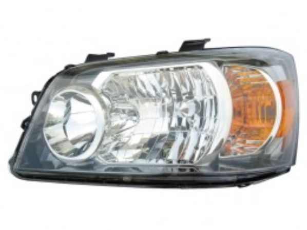 Toyota Highlander Hybrid 2006 left driver headlight