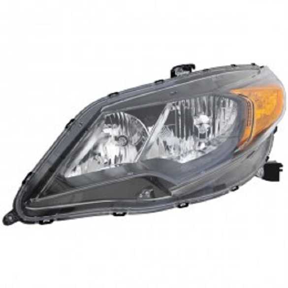 Honda Civic Coupe 2014 2015 left driver headlight