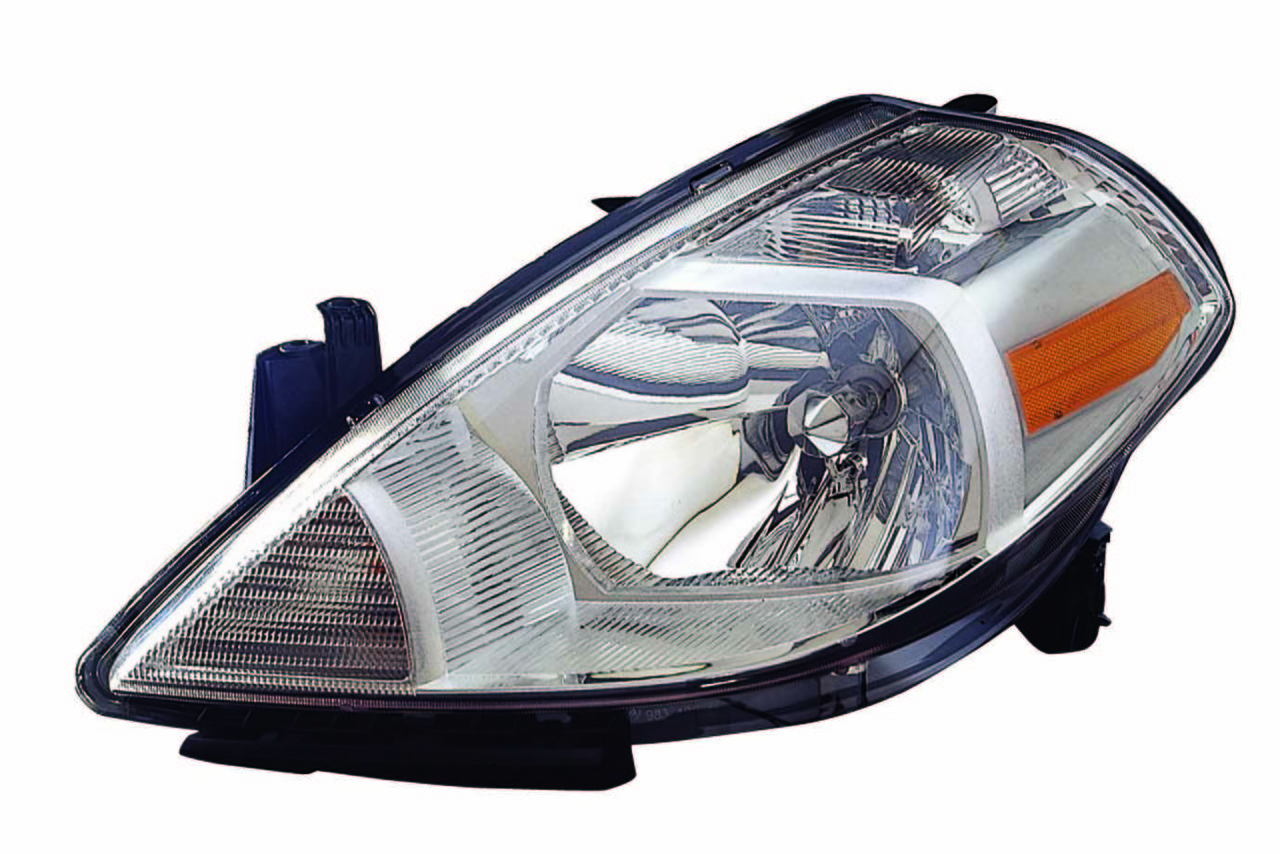 Nissan Versa sedan 2007 2008 2009 2010 2011 left driver headlight