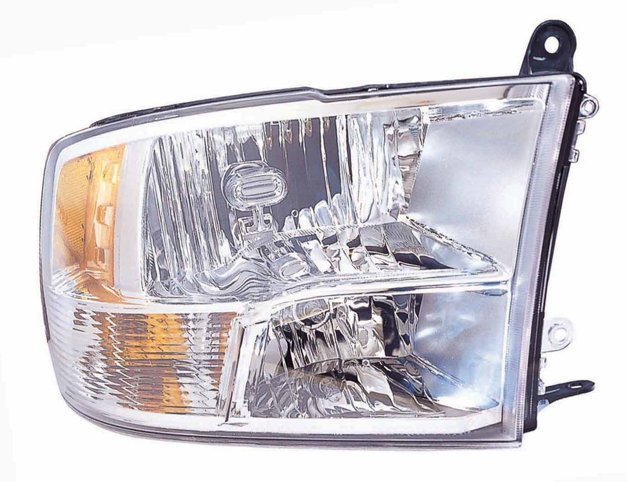 Dodge RAM 1500/2500/3500 2010 2011 2012 2013 2014 2015 right passenger headlight (Quad Lamp)