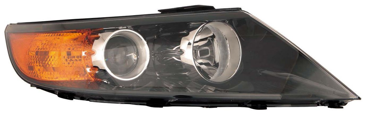 Kia Sorento 2011 2012 2013 right passenger headlight
