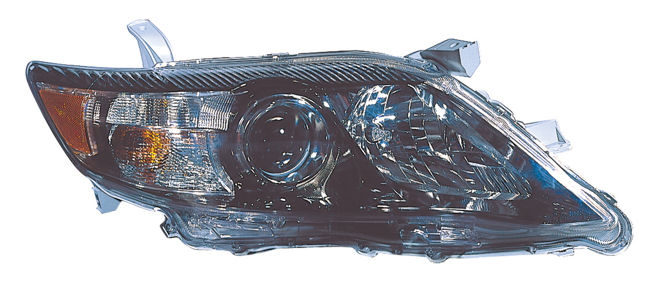 Toyota Camry 2010 2011 right passenger headlight SE model