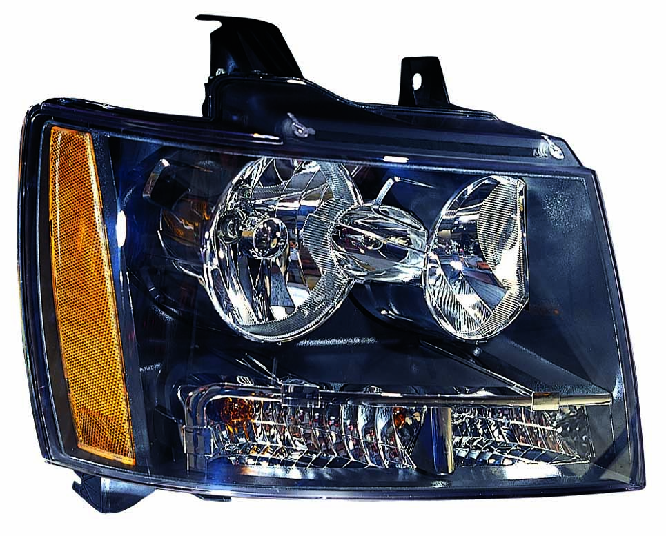Chevrolet Suburban 2007 2008 2009 2010 right passenger headlight