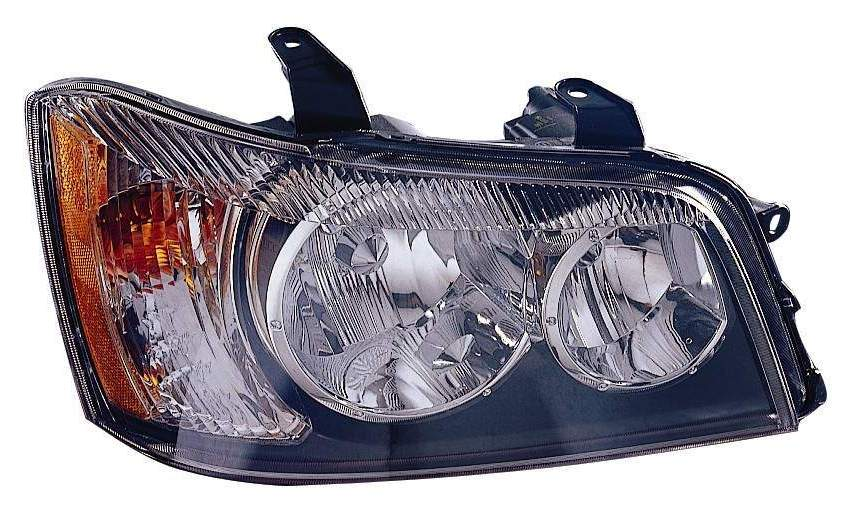 Toyota Highlander 2001 2002 2003 right passenger headlight