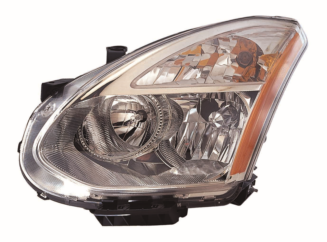 Nissan Rogue 2008 2009 2010 2011 2012 2013 2014 left driver HID headlight