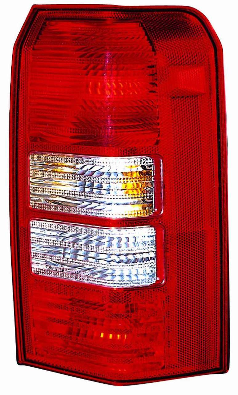 Jeep Patriot 2007 tail light right passenger