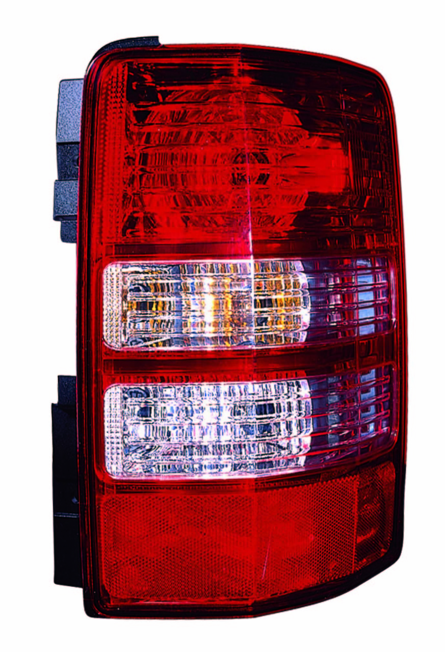 Jeep Liberty 2008 2009 2010 2011 2012 tail light right passenger (Genuine part)