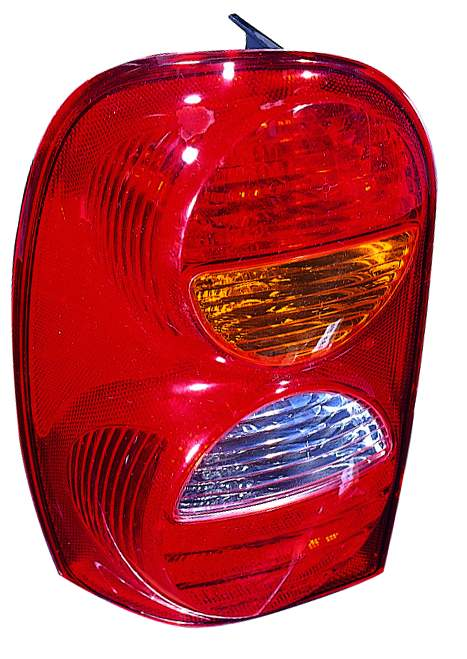Jeep Liberty 2002 2003 2004 tail light left driver