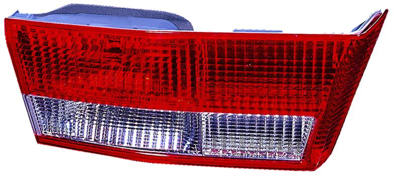 Honda Accord Sedan 2003 2004 tail light left driver inner