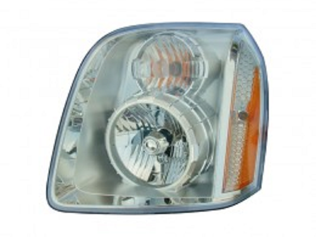 GMC Yukon Denali / XL 2007 2008 2009 2010 2011 2012 2013 left driver headlight
