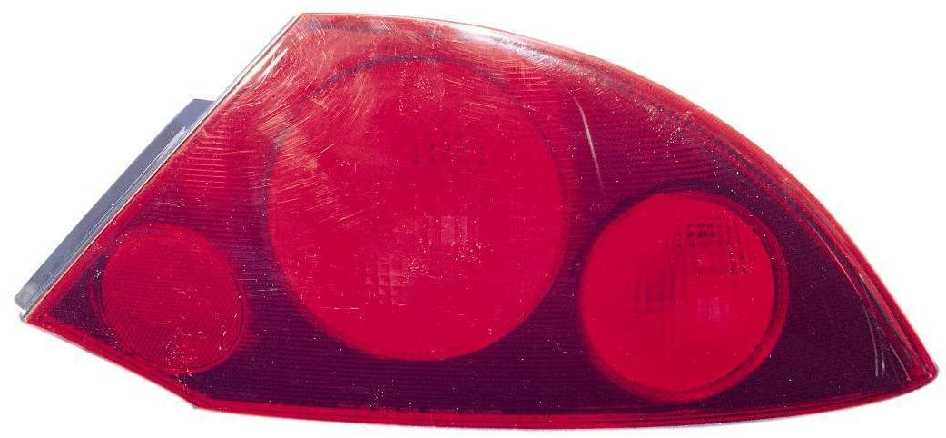 Mitsubishi Eclipse 2000 2001 tail light right passenger