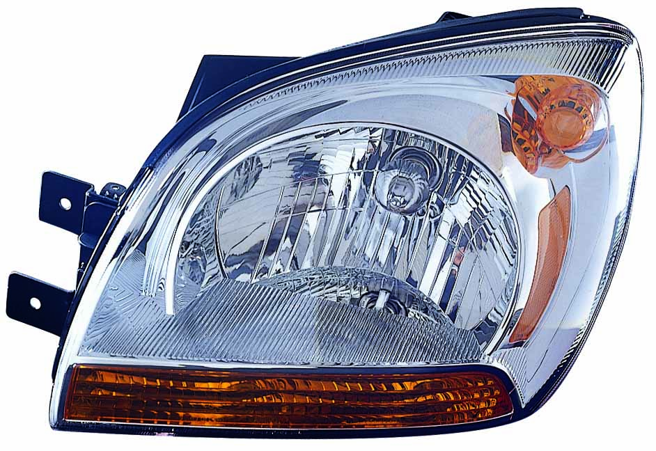 Kia Sportage 2005 2006 2007 2008 left driver headlight