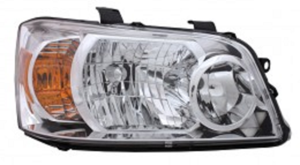 Toyota Highlander 2007 right passenger headlight