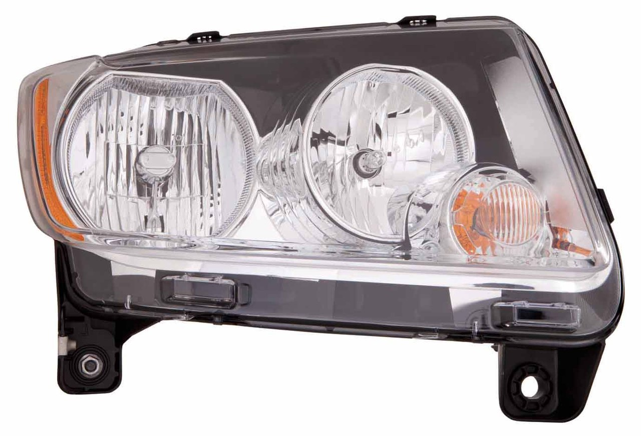 Jeep Compass 2011 2012 2013 right passenger headlight