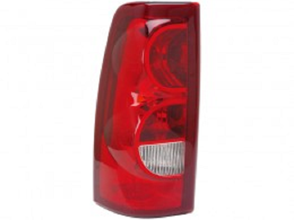 Chevrolet Silverado 1500 / 2500 / 3500 2003 tail light left driver