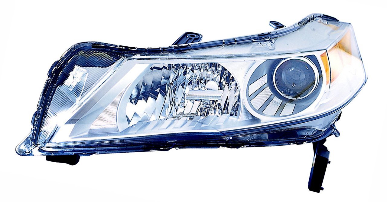Acura TL 2009 2010 2011 left driver HID headlight