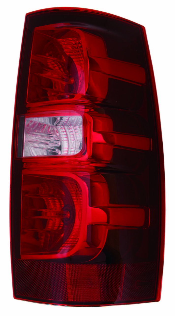 Chevrolet Suburban 2007 2008 2009 2010 tail light right passenger